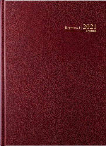 Brepols Bremax 1 Santex, bordeaux, 2021 1 Stuk