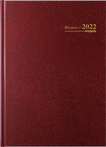 Brepols Bremax 1 Santex, bordeaux, 2022 1 Stuk