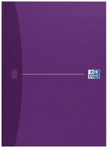 Oxford Office Essentials schrift, harde kaft, 192 bladzijden, ft A4, gelijnd, geassorteerde kleuren 1 Stuk