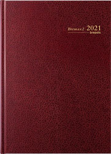 Brepols Bremax 2 Santex, bordeaux, 2021 1 Stuk