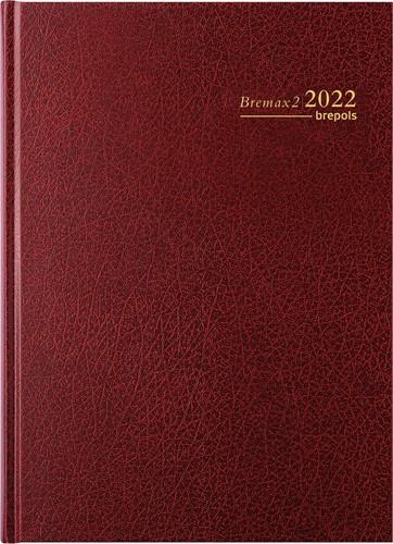 Brepols Bremax 2 Santex, bordeaux, 2022 1 Stuk
