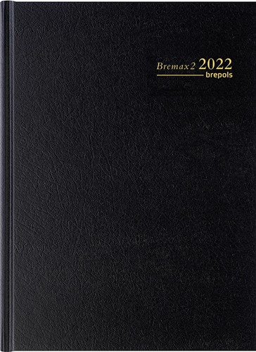 Brepols Bremax 2 Santex, zwart 2022 1 Stuk
