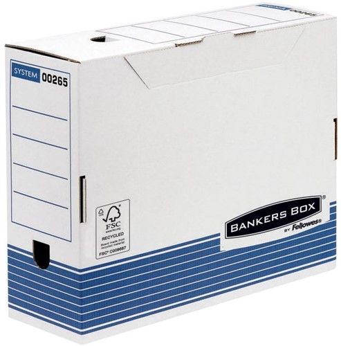 Archiefdoos Bankers Box voor ft A4 (31,5 x 26 cm), 1 stuk 1 Stuk