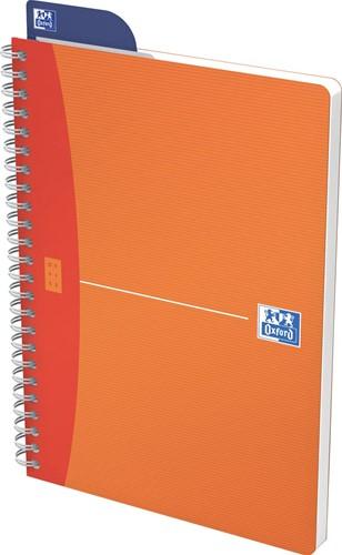 Oxford OFFICE MyColour spiraalblok, 180 bladzijden, ft A5, gelijnd 1 Stuk