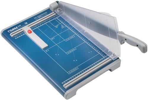 Dahle hefboomsnijmachine 560 voor ft A4, capaciteit: 25 vel 1 Stuk