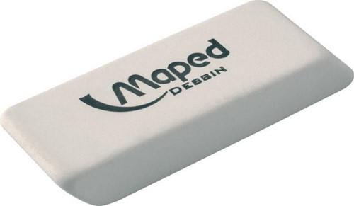 Maped Gum Dessin medium formaat, doos van 40 stuks 1 Stuk
