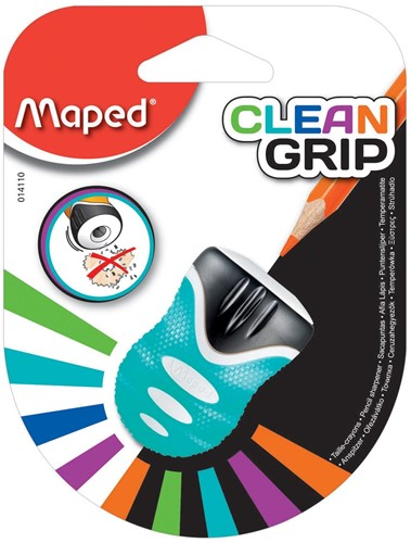 Maped Potloodslijper Clean Grip op blister