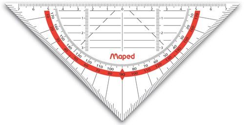 Maped geodriehoek Geo-Flex 1 Stuk