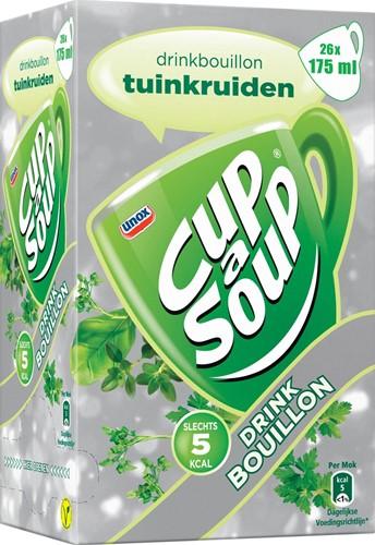 Cup-a-Soup drinkbouillon tuinkruiden, pak van 26 zakjes 26 Zak