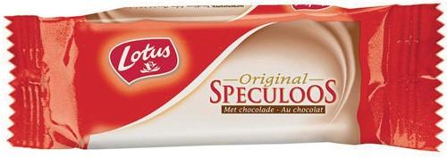 Lotus speculoos met chocolade, pak van 200 stuks