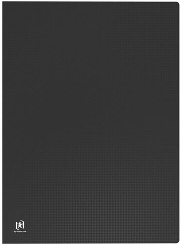OXFORD Memphis presentatiealbum, formaat A3, uit PP, 40 tassen, zwart