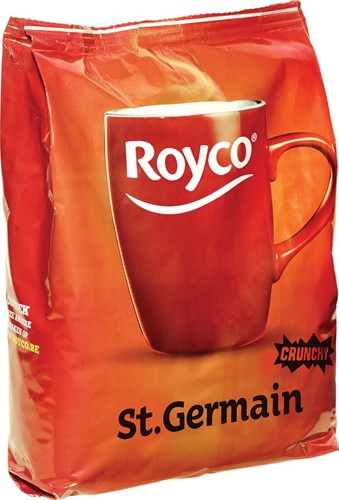 Royco Minute Soup St. Germain, voor automaten, 140 ml, 80 porties