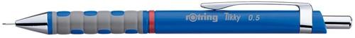 Rotring vulpotlood Tikky blauwe houder 1 Stuk