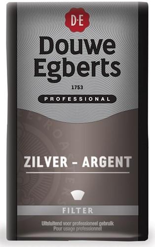 Douwe Egberts koffie, Silver/mokka, pak van 500 g