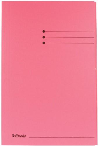Esselte dossiermap roze, ft folio 1 Stuk