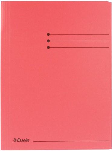 Esselte dossiermap rood, ft A4 1 Stuk