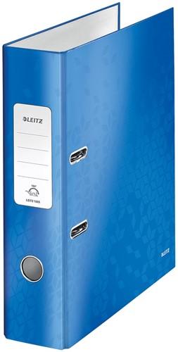 Leitz WOW ordner blauw, rug van 8,0 cm 1 Stuk