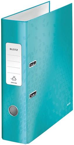 Leitz WOW ordner ijsblauw, rug van 8,5 cm 1 Stuk