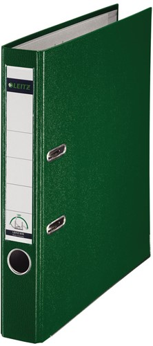 Leitz ordner groen, rug van 5 cm 1 Stuk