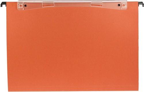 Esselte hangmappen voor laden Uniscope tussenafstand 365 mm, V-bodem, met haken, pak van 50 stuks 1 Stuk