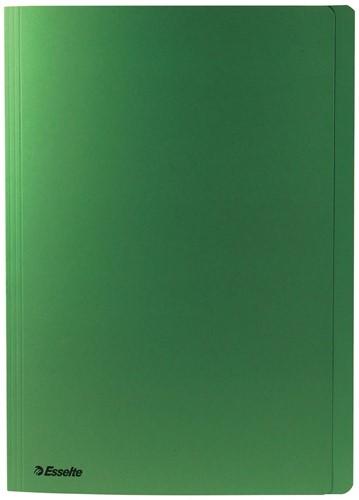 Esselte dossiermap groen, ft A4 1 Stuk