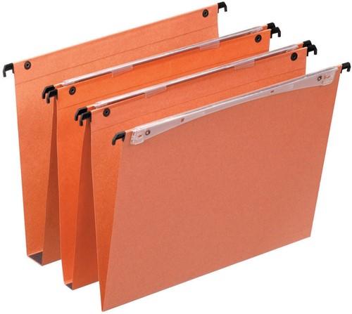 Esselte hangmappen voor laden Uniscope tussenafstand 390 mm, V-bodem, met haken, doos van 50 stuks 1 Stuk