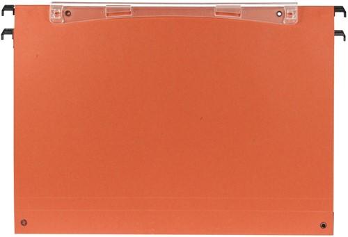 Esselte hangmappen voor laden Uniscope tussenafstand 390 mm, bodem 30 mm, met haken, doos van 50 stuks