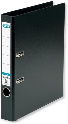 Elba ordner Smart Pro+,  zwart, rug van 5 cm 1 Stuk