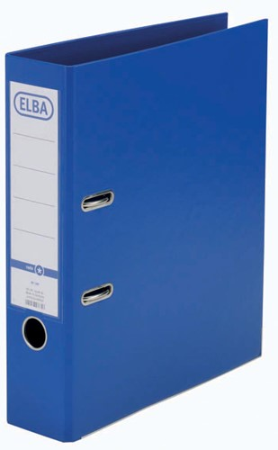 Elba ordner Smart Pro+,  blauw, rug van 8 cm 1 Stuk