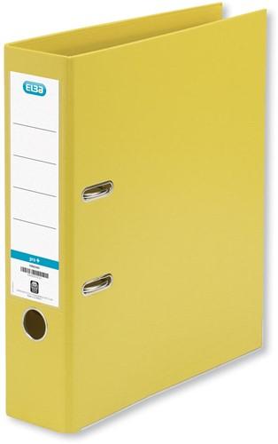 Elba ordner Smart Pro+,  geel, rug van 8 cm 1 Stuk