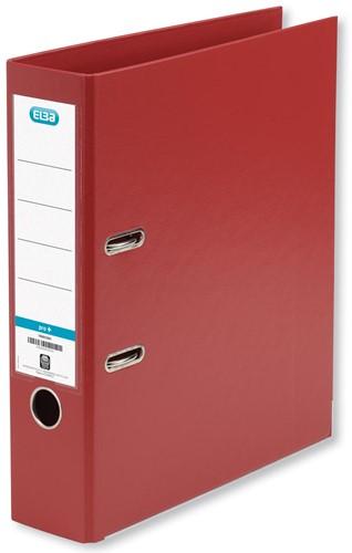 Elba ordner Smart Pro+,  rood, rug van 8 cm 1 Stuk