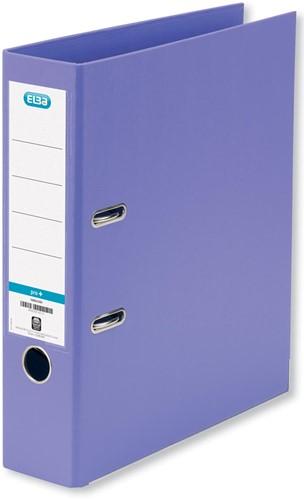 Elba ordner Smart Pro+,  paars, rug van 8 cm