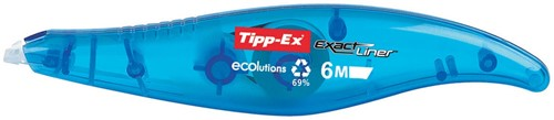 Tipp-ex correctieroller ECOlutions  Exact Liner 1 Stuk