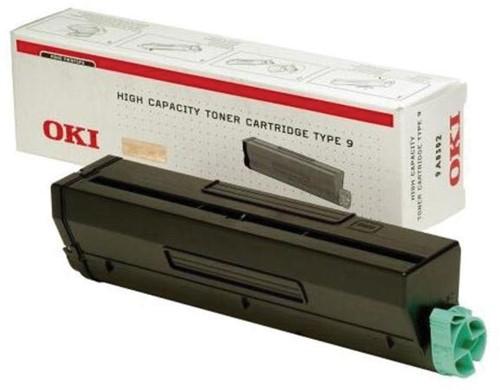 Oki Toner Kit TYPE9 - 6000 pagina's - 1101202