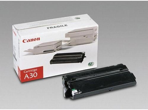 Canon toner A30, 3.000 pagina's, OEM 1474A003, zwart