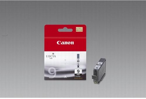 Canon inktcartridge PGI-9PBK, 530 pagina's, OEM 1034B001, zwart photo 1 Stuk