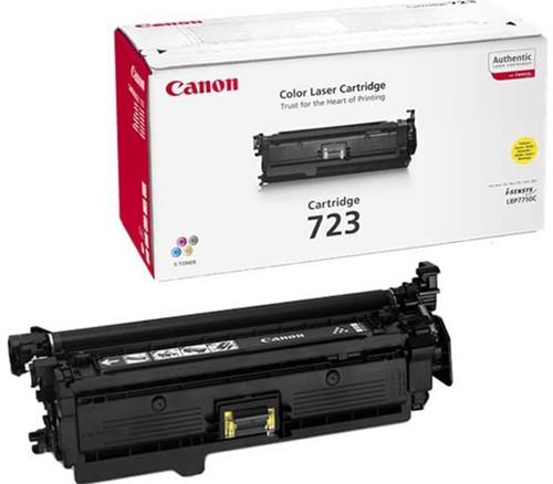 Canon toner 723M, 8.500 pagina's, OEM 2642B002, magenta 1 Stuk