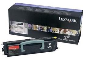Lexmark Toner zwart Project remanufactured - 6000 pagina's - 34080HE