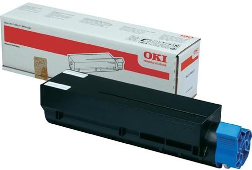Oki Toner Kit - 12000 pagina's - 44917602 1 Stuk