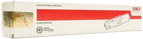 Oki Toner Kit geel - 1500 pagina's - 44973533 1 Stuk