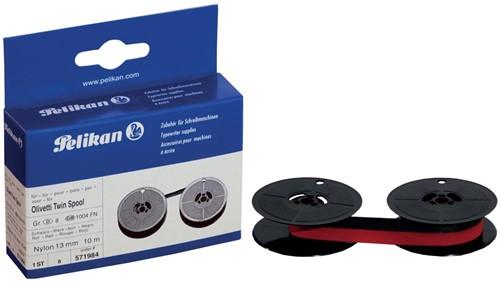 Pelikan nylontape zwart/rood, groep ID: 8 - OEM: 571984