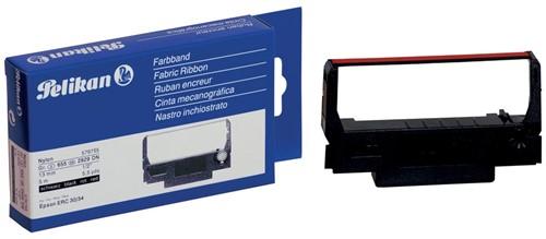 Pelikan nylontape zwart/rood, groep ID: 655 - OEM: 579755