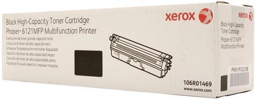 Xerox Toner zwart  - 2600 pagina's - 106R01469 1 Stuk