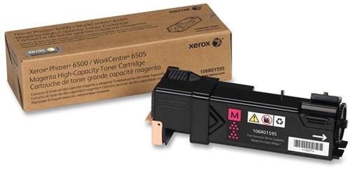 Xerox Toner magenta - 2500 pagina's - 106R01595 1 Stuk