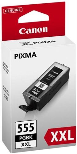 Canon inktcartridge PGI-555PGBK-XXL, 1.000 pagina's, OEM 8049B001, zwart 1 Stuk