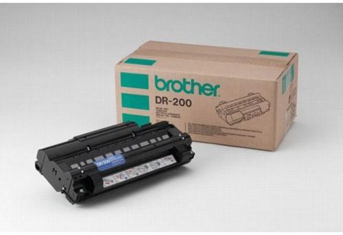Brother drum, 20.000 pagina's, OEM DR-200, zwart 1 Stuk
